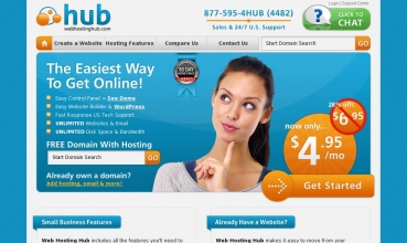 Web Hosting Hub